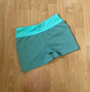 SheIn Pantalon de sport turquoise-gris