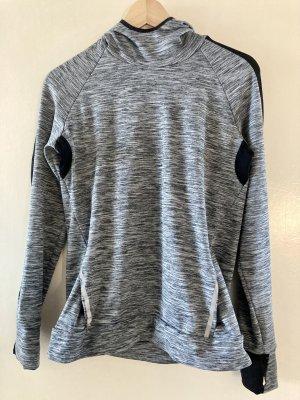 Decathlon Hooded Sweater black-grey