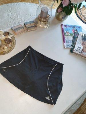 Adidas Sportbroek wit-donkergrijs