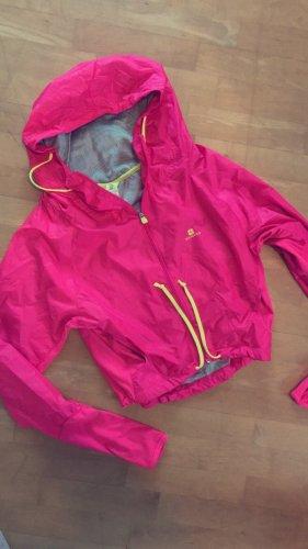 Decathlon Capa rojo frambuesa-magenta