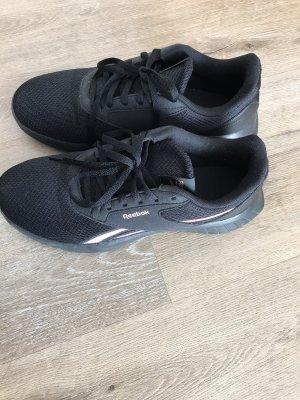 Reebok Chaussure skate noir-or rose