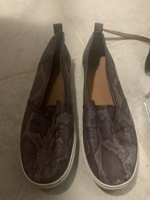 H&M Basket slip-on violet foncé