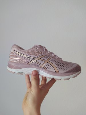 Asics Lace Shoes rose-gold-coloured