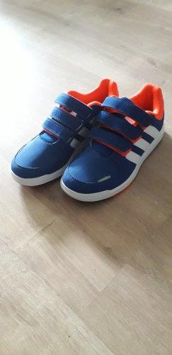 Adidas Originals Velcro Sneakers neon orange-dark blue