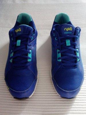 Sportschuhe rykä Exertion R-1838W goddess blue/yellow Gr.: 39 / UK6