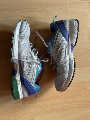 Sportschuhe Sneaker 40 Phylite grün blau y2k