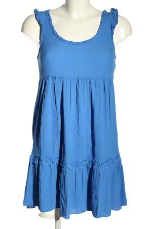 Sportsgirl Mini Dress blue casual look