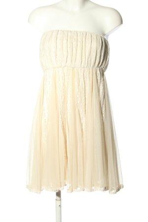 "Sportsgirl Mini Dress ""W-wrr2fr"" cream"