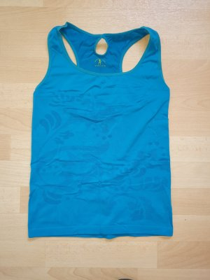 Tschibo Sports Shirt neon blue