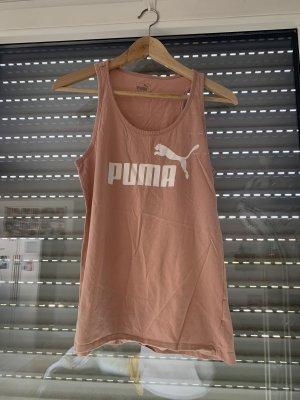 Puma Sporttop stoffig roze-rosé