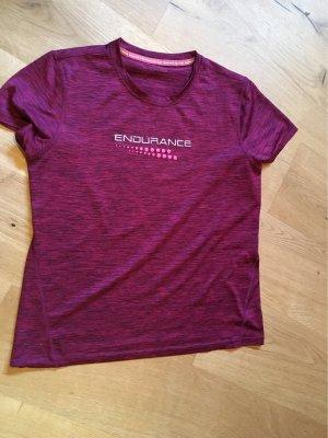 Endurance Sports Shirt multicolored