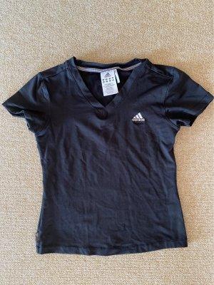 Adidas Koszulka sportowa biały-czarny