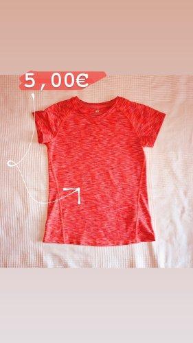 H&M Sports Shirt salmon