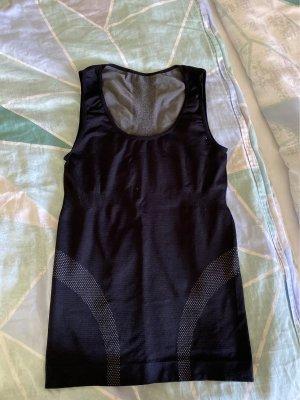 Camisa deportiva negro