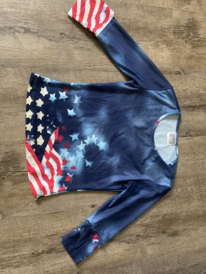 Rodeo Sports Shirt multicolored nylon