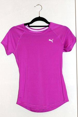 Puma Sportshirt zilver-violet