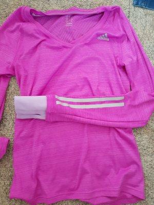 Adidas Camisa deportiva rosa-lila