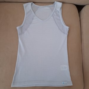 Odlo Sports Shirt light grey