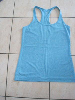 Gapfit Sports Shirt light blue polyester