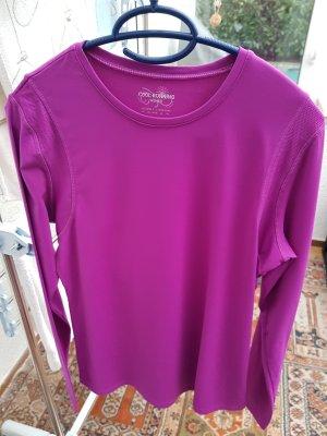 cool running Camisa deportiva púrpura