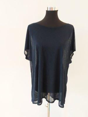 Tchibo / TCM Sports Shirt blue-dark blue
