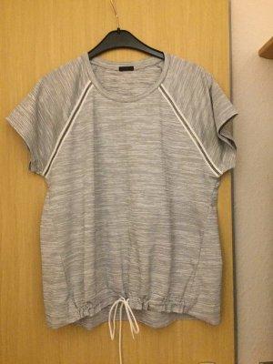 Oysho Sports Shirt light grey polyester