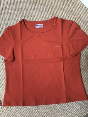 Reebok Sports Shirt dark orange