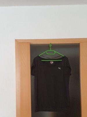 Puma Camisa deportiva negro