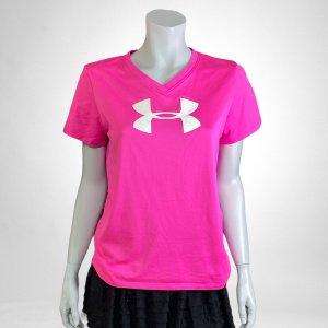 Under armour Camisa deportiva rosa