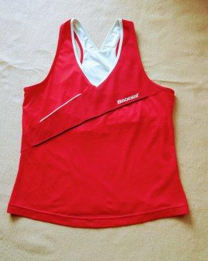 Babolat T-shirt de sport rouge brique