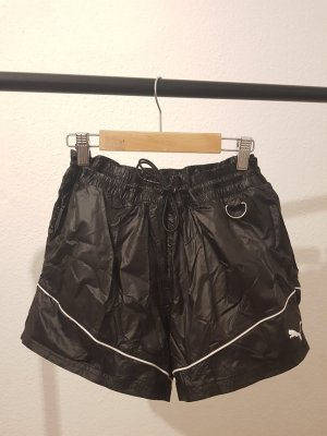 Puma Pantalón corto deportivo negro Nailon