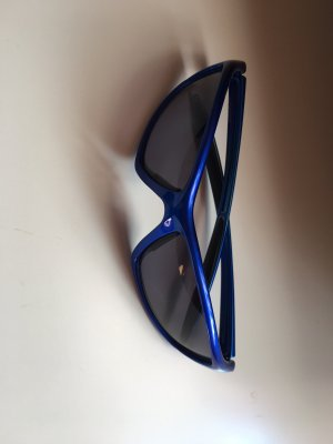 Oval Sunglasses black-blue