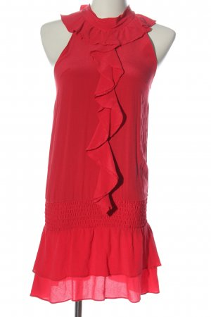 Sportstaff Flounce Top red elegant