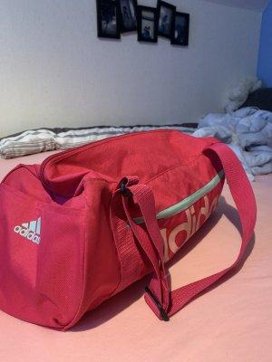 Adidas Sac de sport rose-bleu clair