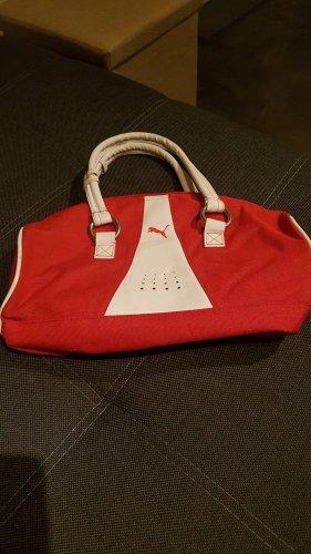 Puma Sac de sport rouge