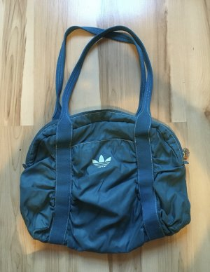 Adidas Borsa sport blu neon