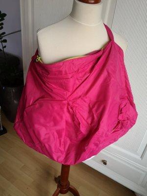 Bolsa de gimnasio rosa