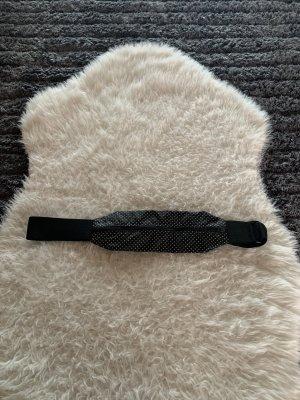 H&M Sac de sport noir-gris