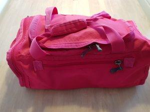 Reebok Bolsa de gimnasio rosa