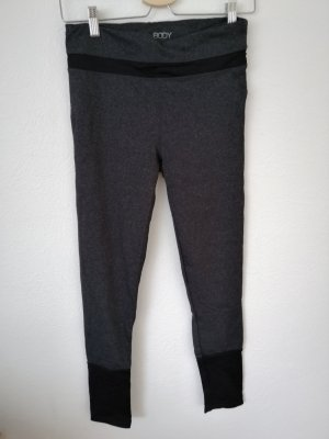 Cotton On Pantalon de sport noir-gris