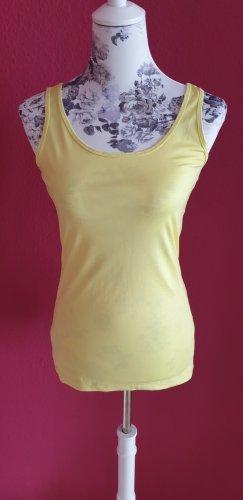 active by Tchibo Sports Tank yellow