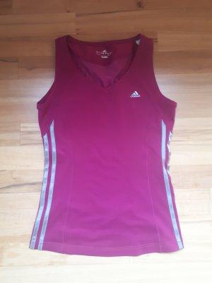 Adidas Débardeur de sport magenta