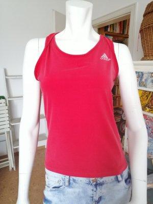 Adidas Koszulka sportowa czerwony