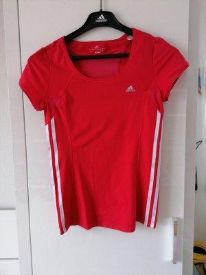 Adidas Top sportowy czerwony