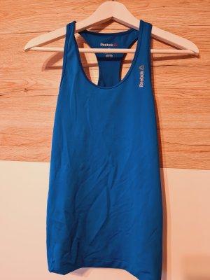 Reebok Canotta sportiva blu