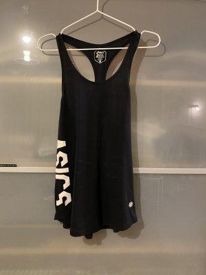 Asics Sporttop zwart-wit