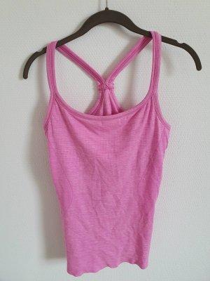 H&M Sport Canotta sportiva rosa