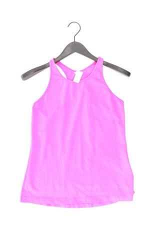 Sporttop Größe L pink aus Polyester