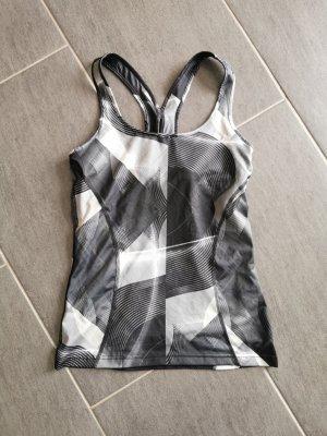 Sports Tank black-grey