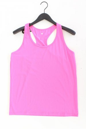 Sporttop lichtroze-roze-roze-neonroos Polyester